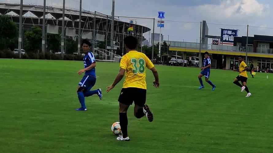 練習試合 vs つくばFC ○4-2
