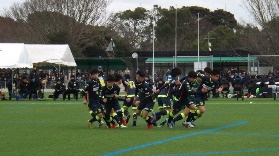 U-18プリンスリーグ関東 参入戦 〇2-1 栃木SCユース