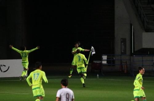 ジェフの佐藤寿人 第7節 vs琉球 ○1-0