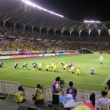 完勝。 第23節・ガンバ大阪戦