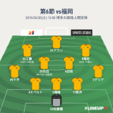 逆襲は福岡から始まる 第6節 vs福岡 ○1-0