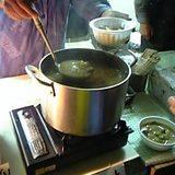 秋津の「豚汁」