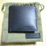 ジェフ財布